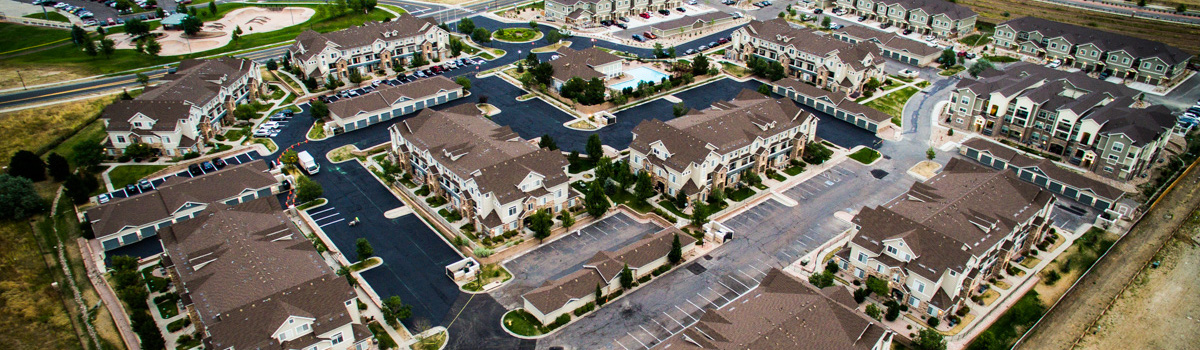 Black Feather Apartments D 7 Roofing